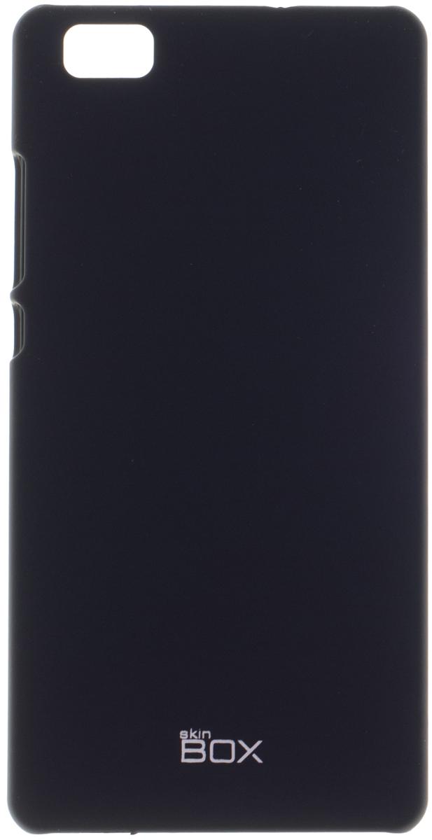 Skinbox 4People чехол для HuaweiAscend G620S, BlackT-S-HAG620S-004Чехол - накладка Skinbox 4People для HuaweiAscend G620S бережно и надежно защитит ваш смартфон от пыли, грязи, царапин и других повреждений. Чехол оставляет свободным доступ ко всем разъемам и кнопкам устройства. В комплект также входит защитная пленка на экран.