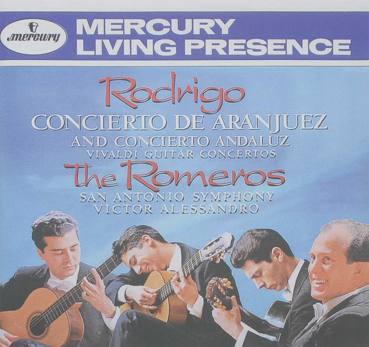 Виктор Алессандро,The Romeros,San Anlonio Symphony Orchestra Victor Alessandro. Rodrigo. Concierto De Aranjuez And ConciertoAndaluz / Vivaldi. Guitar Concertos acoustic guitar neck fingerboard fretboard for guitar parts replacement rosewood zebrawood veneer