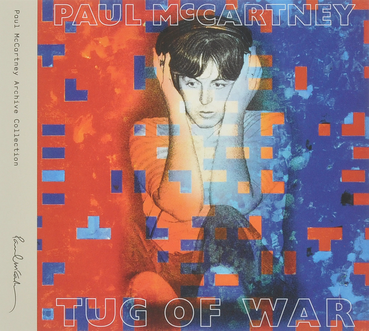 Пол Маккартни Paul McCartney. Tug Of War. Special Edition (2 CD) tug of war