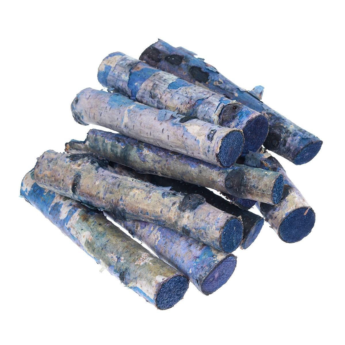 Декоративные элементы Dongjiang Art, цвет: синий, длина 10 см, 250 г7709036_синийДекоративные элементы Dongjiang Art представляют собой ветки деревьев и предназначены для украшения цветочных композиций. Такие элементы могут пригодиться во флористике и многом другом.Флористика - вид декоративно-прикладного искусства, который использует живые, засушенные или консервированные природные материалы для создания флористических работ. Это целый мир, в котором есть место и строгому математическому расчету, и вдохновению, полету фантазии. Длина ветки: 10 см. Диаметр ветки: 1,5 см; 2,2 см.