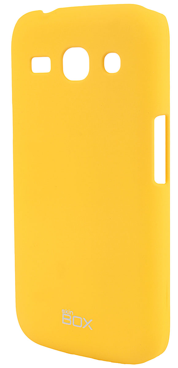 Skinbox 4People чехол для Samsung G350 Galaxy Star Advance, Yellow джинсы мужские g star raw 604046 gs g star arc