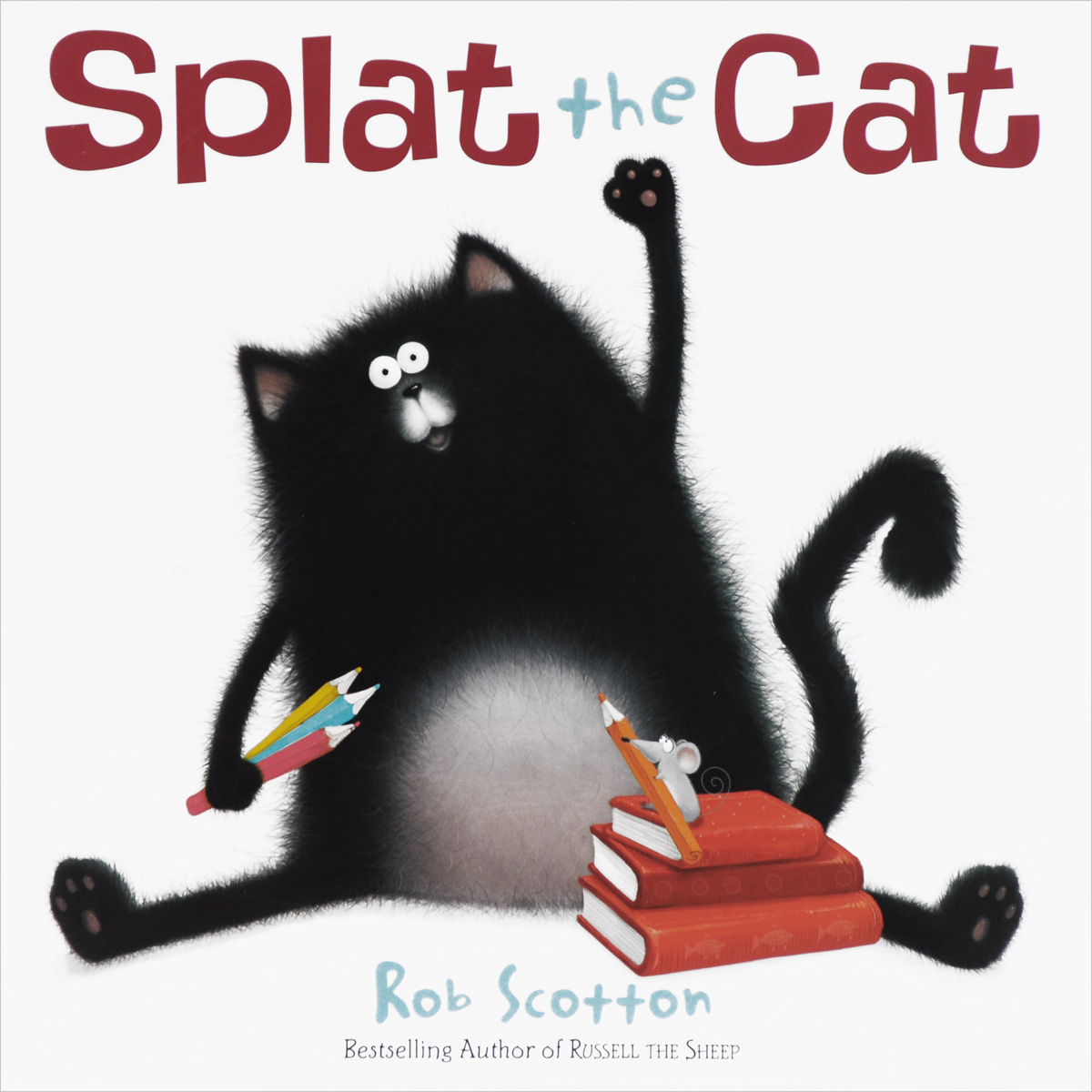 Splat the Cat splat the cat doodle and draw