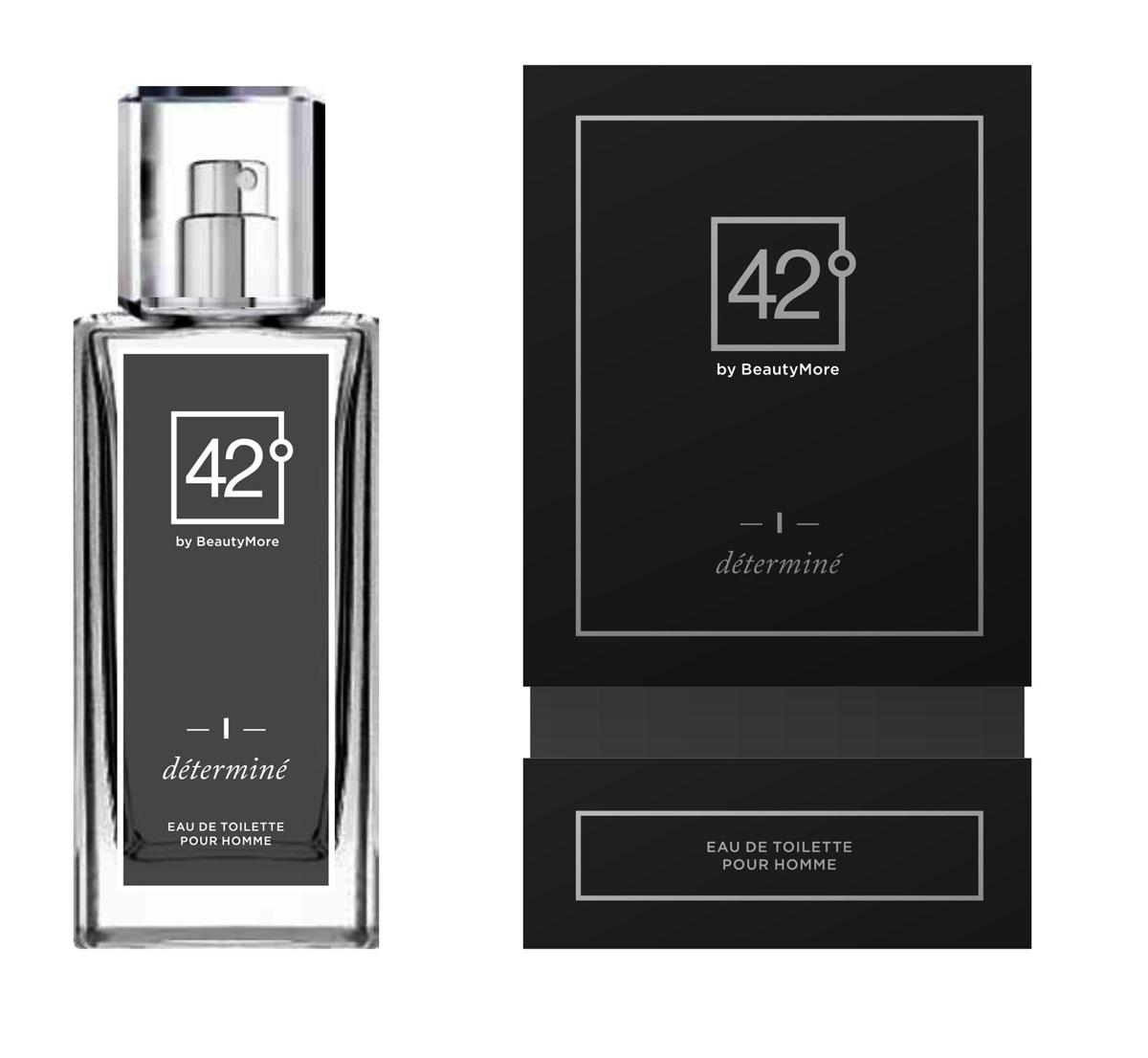 Fragrance 42 Туалетная вода для мужчин I Determine 100 мл42-96157Детермин - аромат созданный для настоящих,решительных, мужчин,уверенных в себе и смело покоряющих любые цели. Этот аромат станет завершающей ноткой в вашем неотразимом образе. Верхняя нота- Маклюраоранжевая,туя, нота сердца - аромат кедра,жасмин,сосна Лимба,базовые ноты - пачули,ветивер,мускус.