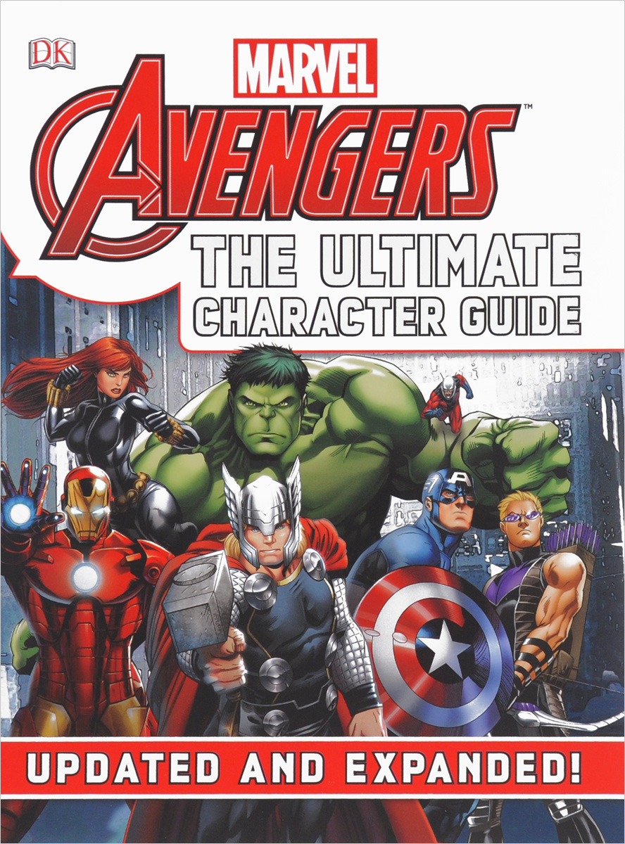 Avengers: The Ultimate Character Guide avengers disassembled page 6
