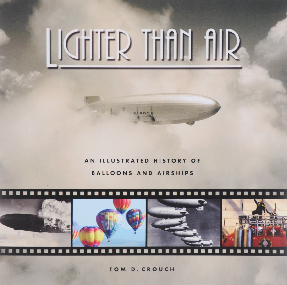 Lighter Than Air: An Illustrated History of Balloons and Airships smithsonian national air and spase museum набор из 100 карточек