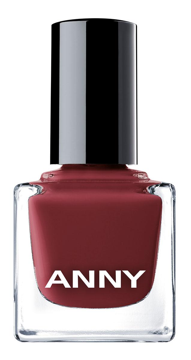 ANNY Лак для ногтей, тон № 147 красное вино, 15 мл
