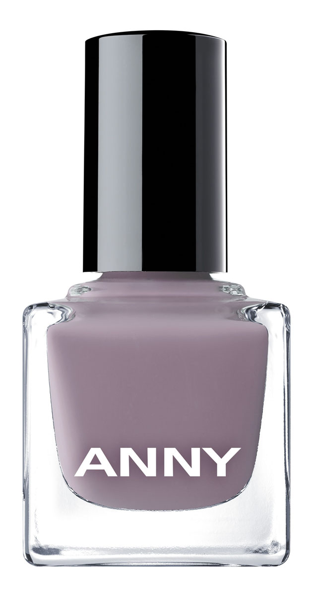 ANNY Лак для ногтей, тон № 305 холодный серо-сиреневый, 15 млd215260002ANNY предлагает огромный диапазон цветовых оттенков лаков для ногтей профессионального качества, который представлен в 114 неповторимых модных оттенках. Палитра ANNY идеально сбалансирована широким выбором классических оттенков лаков для ногтей и обширной линейкой продуктов по уходу за ногтями. Палитра постоянно обновляется и расширяется самыми модными оттенками. Каждые 8 недель выходит новая коллекция. С лаком ANNY можно выражать эмоции и неповторимый индивидуальный стиль в цвете. Превосходное покрытие. Плоская удлиненная классическая профессиональная кисточка. Ровное, гладкое, легкое нанесение. Мгновенная сушка. Стойкий результат. Лаки для ногтей ANNY не содержат: толуол, формальдегид, дибутилфталат.