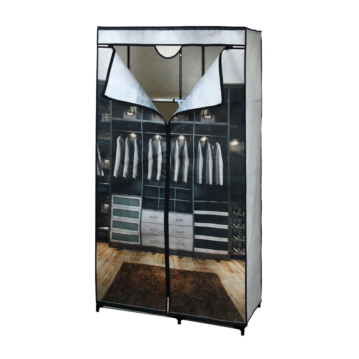 Гардеробная система хранения Miolla, 160 х 88 х 45 см смесители argo смеситель для кухни argo 35 03l mega однорычажный
