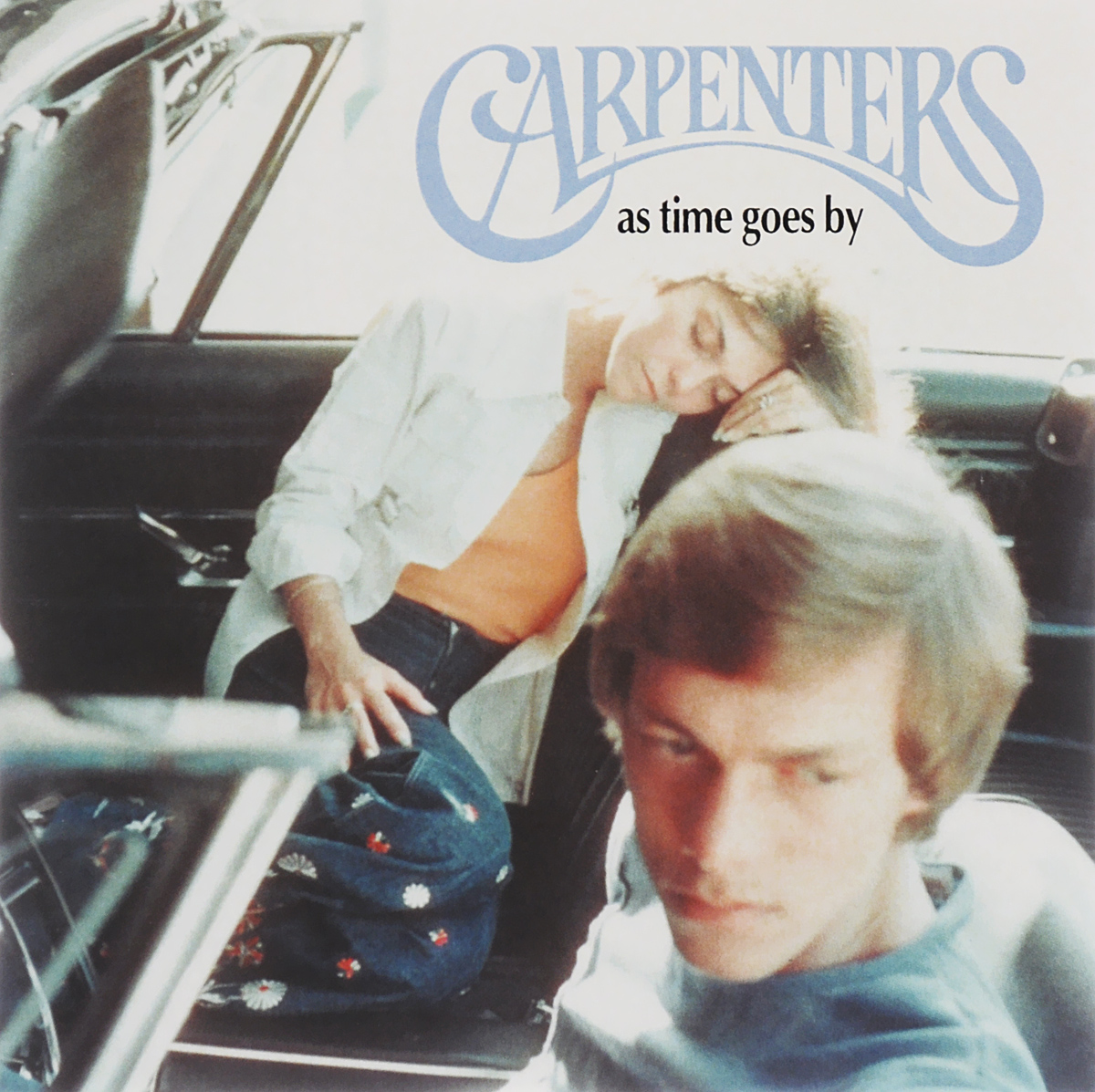 The Carpenters The Carpenters. As Time Goes By as time goes by