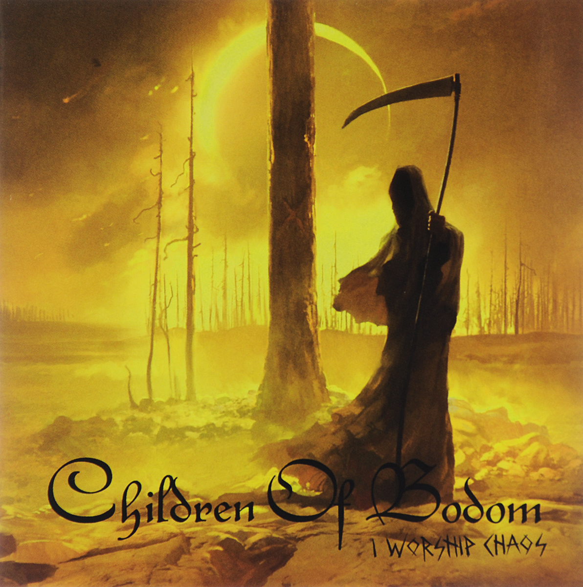 Children Of Bodom Children Of Bodom. I Worship Chaos children of bodom children of bodom i worship chaos