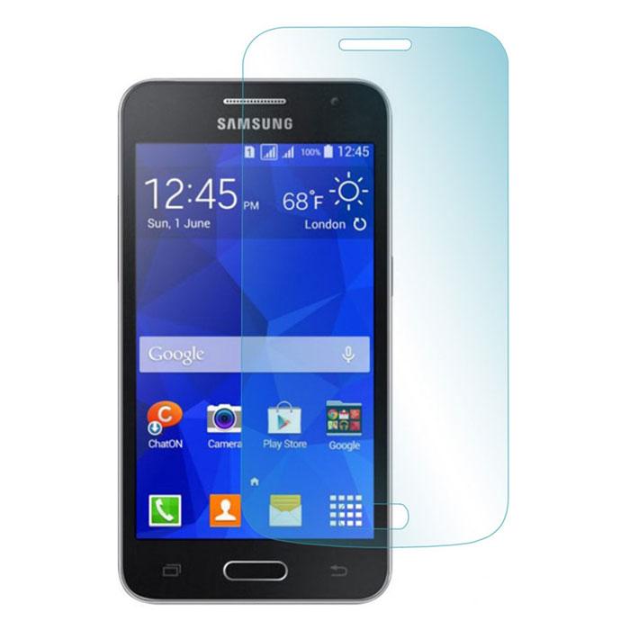 все цены на Skinbox защитное стекло для Samsung G350 Galaxy Star Advance, глянцевое онлайн