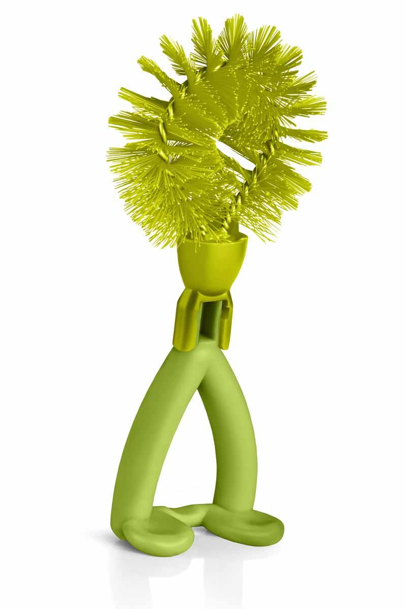 Щетка Идея Йоршик зеленыйIOR-01Щетка «Йоршик» отлично подходит для чистки грязной посуды. Она имеет жесткую щетину, что позволит Вам справиться с самыми стойкими загрязнениями. Благодаря оптимальному размеру и эргономичной ручке,щетка «Йоршик» станет незаменимым инструментом на Вашей кухне. Для наилучшего эффекта щетку необходимо использовать вместе с чистящими средствами, рекомендованными для посуды.Использование этого приспособления позволит Вам сэкономить время и силы. PP пластик