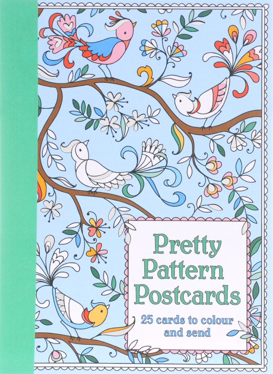 Pretty Pattern Postcards 30pcs in one postcard take a walk on the go paris france christmas postcards greeting birthday message cards 10 2x14 2cm