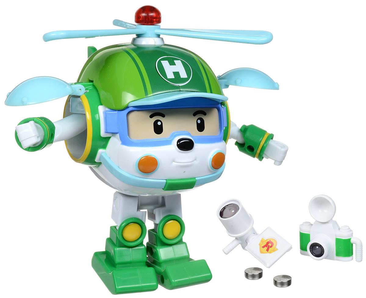 Robocar Poli Игрушка-трансформер Хэли 12 см robocar poli хэли 15см 83193