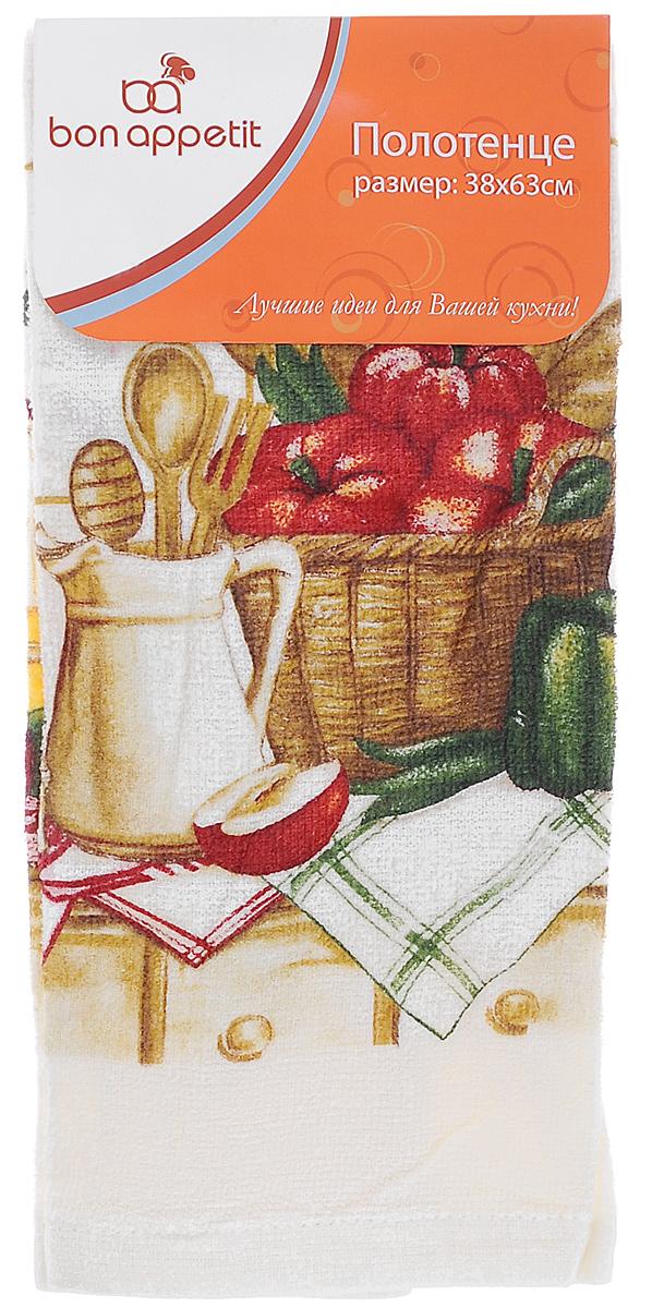 Полотенце кухонное Bon Appetit Завтрак, цвет: молочный, зеленый, красный, 63 х 38 см64170Полотенце кухонное Bon Appetit Завтрак изготовлено из 100% хлопка, поэтому являетсяэкологически чистыми. Качество материала гарантирует безопасность не только взрослых, но исамых маленьких членов семьи. Изделие украшено оригинальным и ярким рисунком, оно впишется в интерьер любой кухни.Кухонные полотенца Bon Appetit идеально дополнят интерьер вашей кухни и создадут атмосферу уюта и комфорта.Размер полотенца: 63 см х 38 см.