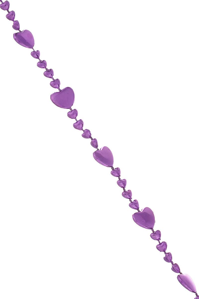Новогодняя гирлянда Lunten Ranta Гармония, цвет: фиолетовый, длина 2 м новогодняя гирлянда lunten ranta на ленте цвет золотой длина 2 м