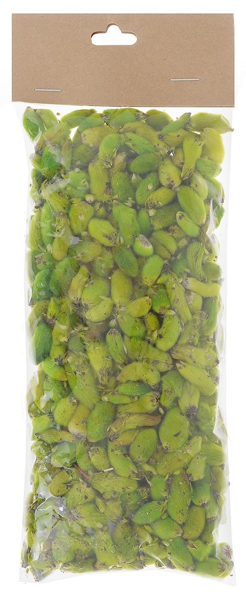 Декоративный элемент Dongjiang Art Почки вербы, цвет: зеленый, 50 г7708971_зеленыйДекоративный элемент Dongjiang Art Почки вербы, окрашенный в нежный цвет, предназначен дляукрашения цветочных композиций. Изделие можно также использовать в технике скрапбукинг и многом другом.Флористика - вид декоративно-прикладного искусства, который использует живые, засушенные иликонсервированные природные материалы для создания флористических работ. Это целый мир, в котором естьместо и строгому математическому расчету, и вдохновению.Средний размер одного элемента: 1 см х 0,5 см.