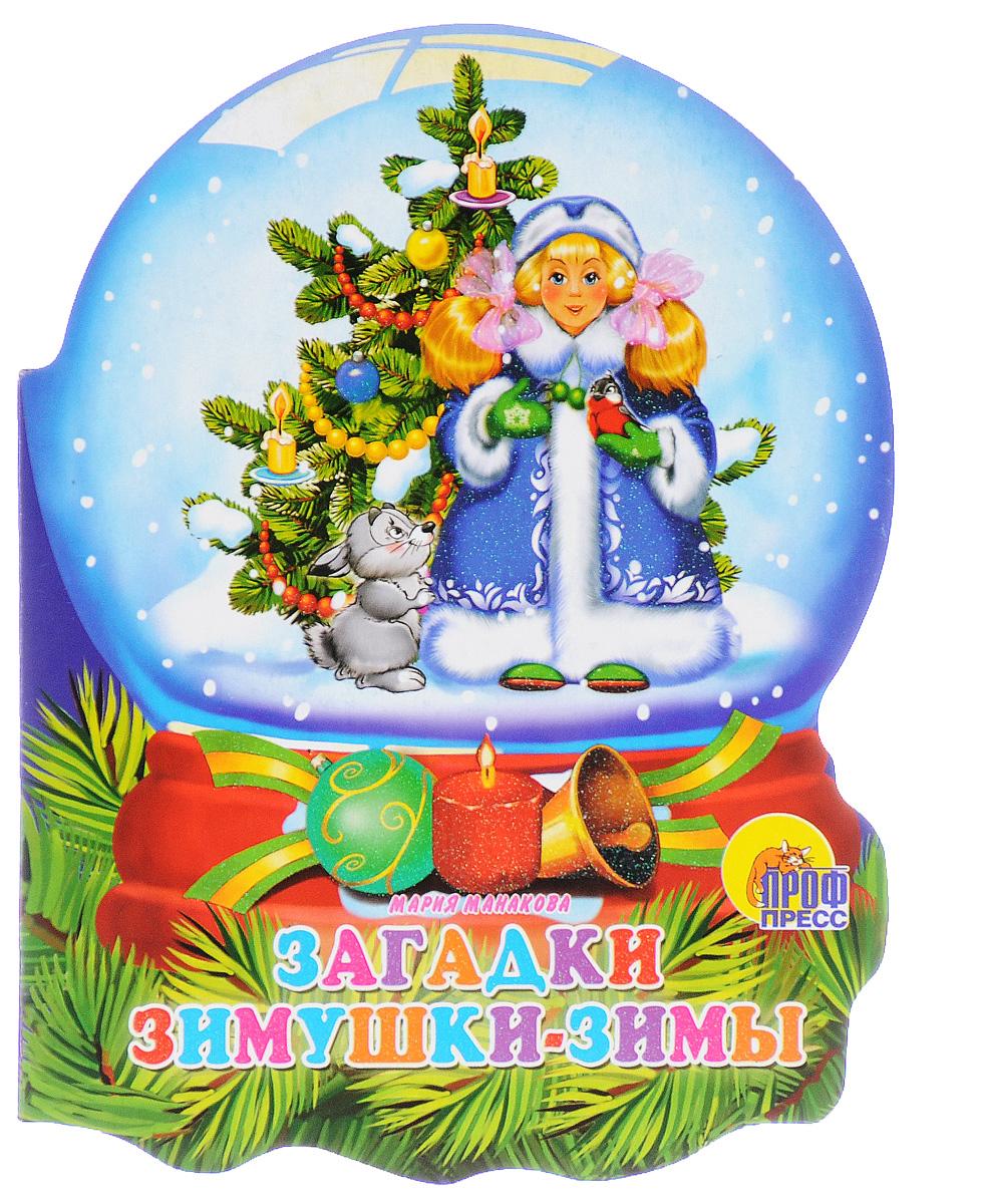 Мария Манакова Загадки Зимушки-зимы мария манакова мой день