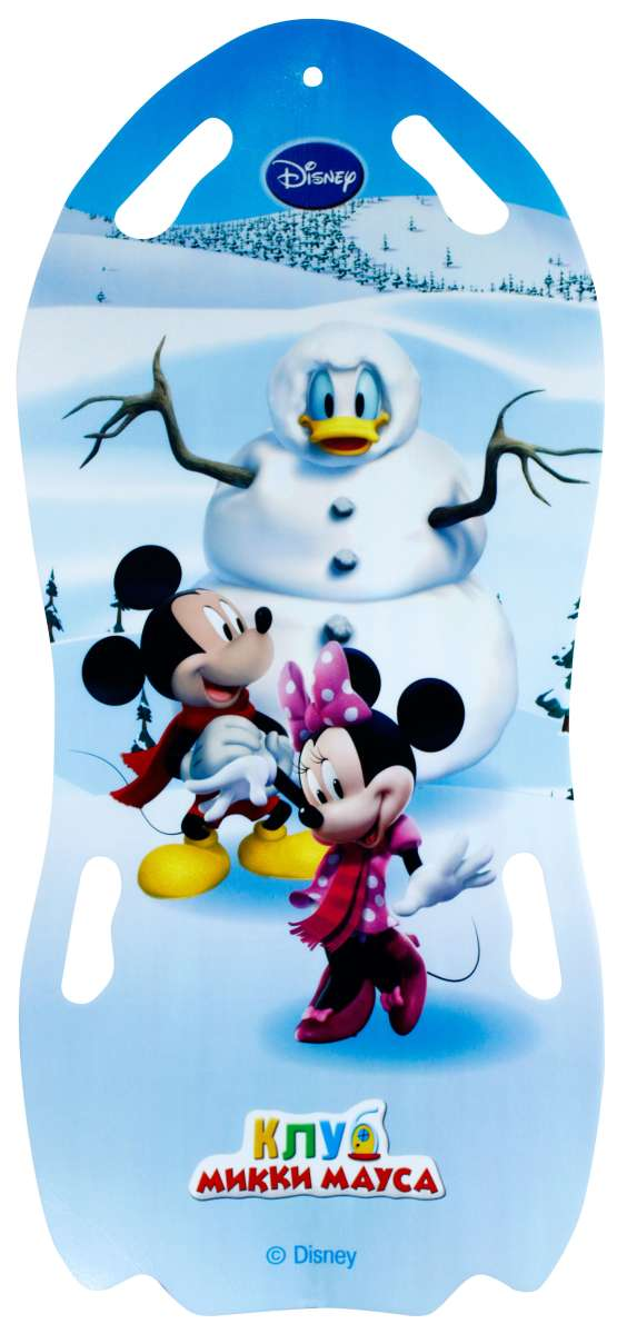 Disney Ледянка для двоих «Disney», 122 смТ55261Ледянка для двоих Disney станет прекрасным подарком для поклонников популярного мультфильма. Изделие предназначено катания с горок и идеально подойдет как для мальчиков, так и для девочек Ледянка развивает на спуске хорошую скорость. Модель с 2 парами прорезей для рук.Зимние игры на свежем воздухе. Статья OZON Гид