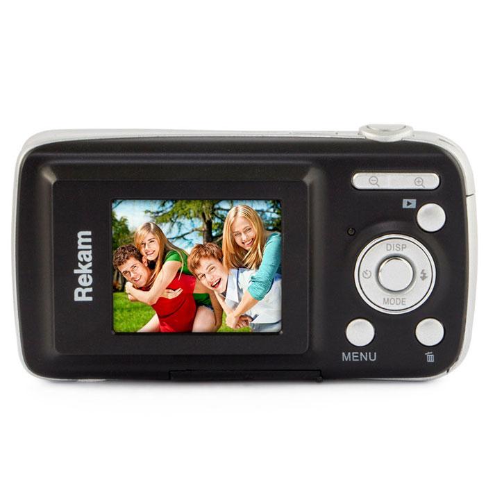 Rekam iLook S750i, Blackцифровая фотокамера Rekam