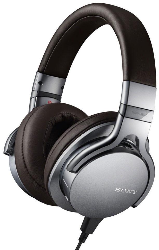 Sony MDR-1ADAC, Silver наушникиMDR1ADACS.EЭти наушники оснащены встроенным USB ЦАП-усилителем и обеспечивают цифровое подключение к устройствам,благодаря чему вся ваша музыка будет максимально приближена к оригинальному звучанию.Поскольку сигнал преобразуется в аналоговый только при достижении динамика,вы сможете насладиться непревзойденной четкостью и точностью каждого трека.