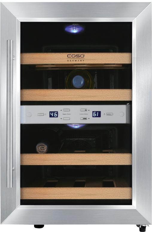 CASO WineDuett 12 винный холодильник - Холодильники и морозильные камеры