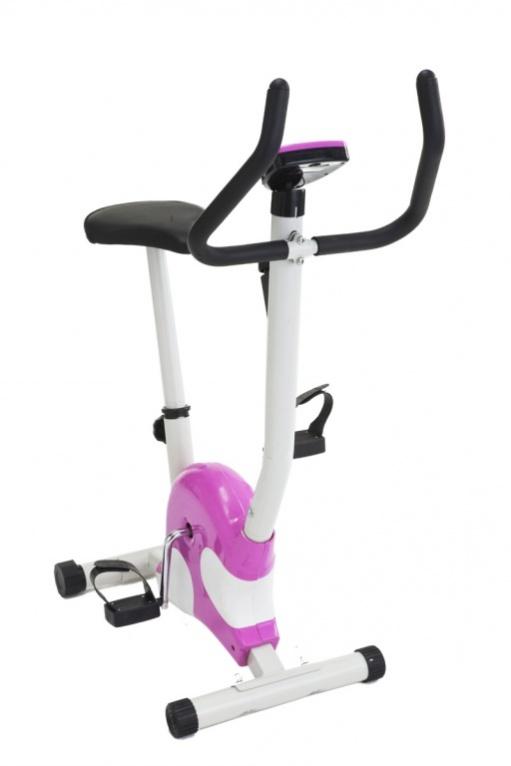 Велотренажер Bradex Сплэш2000000001456Велотренажер Bradex Сплэш специально разработан для тренировок в домашних условиях. Он компактный и невероятно простой в использовании, поэтому тренироваться с помощью этого велотренажера смогут даже пожилые люди. Этот велотренажер оснащен специальным компьютером, на котором отображается скорость, время, дистанция и количество потраченных калорий. Использования велотренажера Bradex Сплэш предоставит Вам сразу несколько выгод: улучшит физическую подготовку, мышечный тонус и поможет похудеть. Тренажер рассчитан на вес до 100 килограмм.