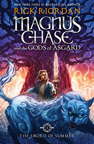 Magnus Chase and the Gods of Asgard: Book 1: The Sword of Summer купить