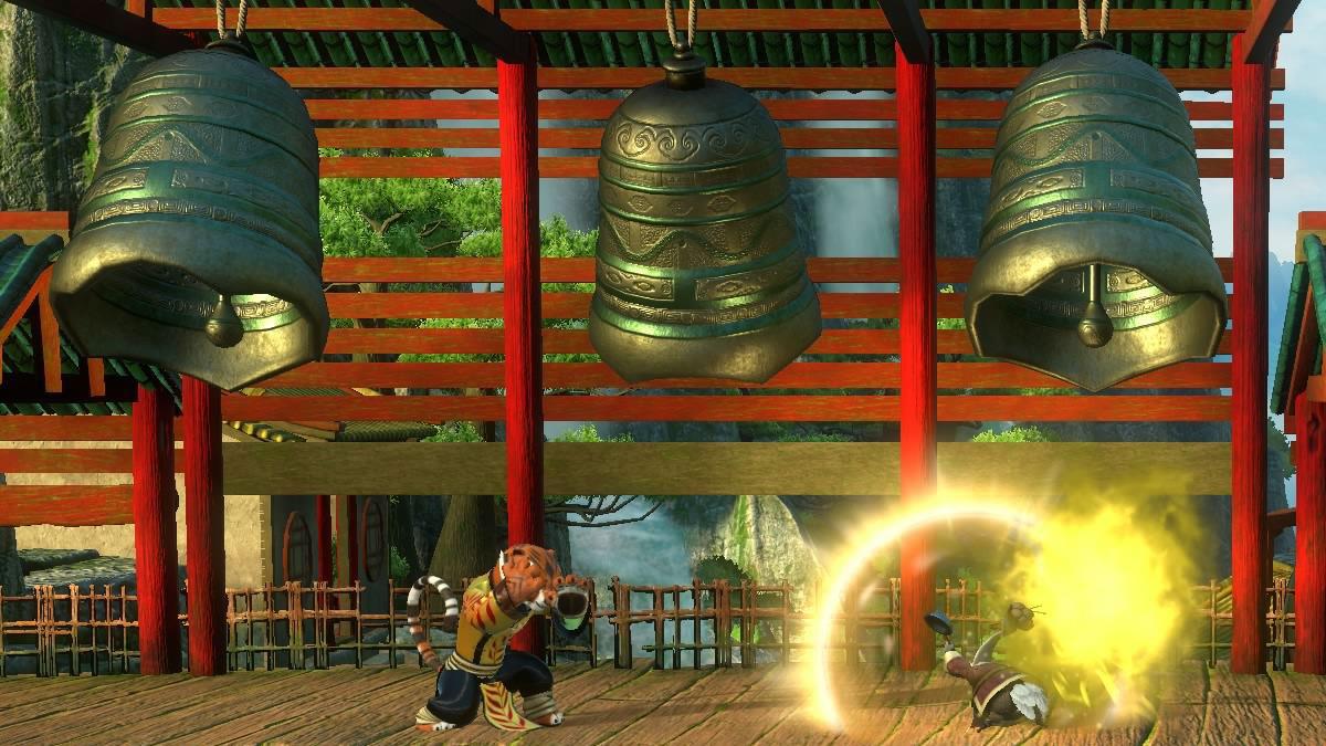 Кунг-ФуПанда: РешающийПоединокЛегендарныхГероев(PS3) Namco Bandai
