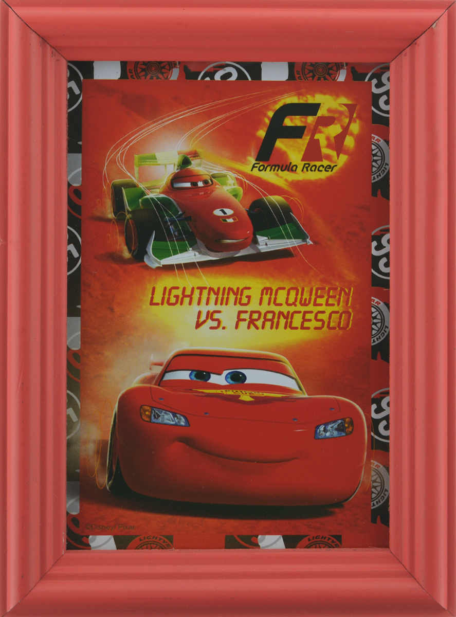Фоторамка Vertigo Disney, цвет: красный, 10 х 15 см andale pictures screen gems vertigo entertainment