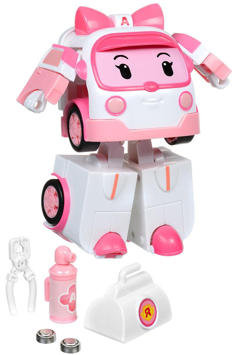 Robocar Poli Игрушка-трансформер Эмбер 13 см robocar poli игрушка трансформер эмбер 13 см