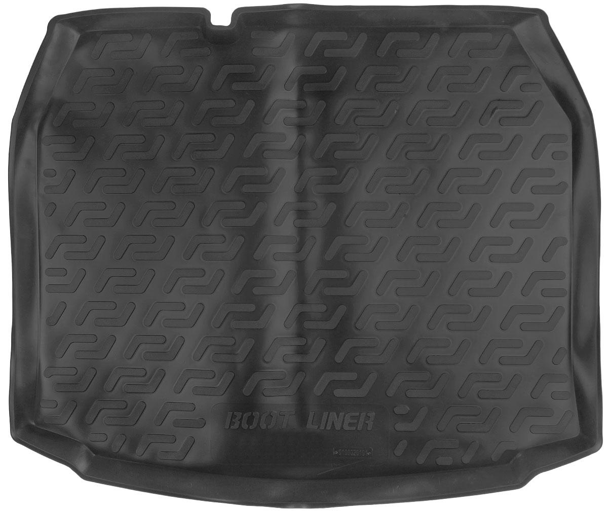 Коврик в багажник L.Locker, для Audi A3 hb (08-)0100020101Коврик L.Locker производится индивидуально для каждой модели автомобиля из современного и экологически чистого материала. Изделие точно повторяет геометрию пола автомобиля, имеет высокий борт, обладает повышенной износоустойчивостью, антискользящими свойствами, лишен резкого запаха и сохраняет свои потребительские свойства в широком диапазоне температур (от -50°С до +80°С).