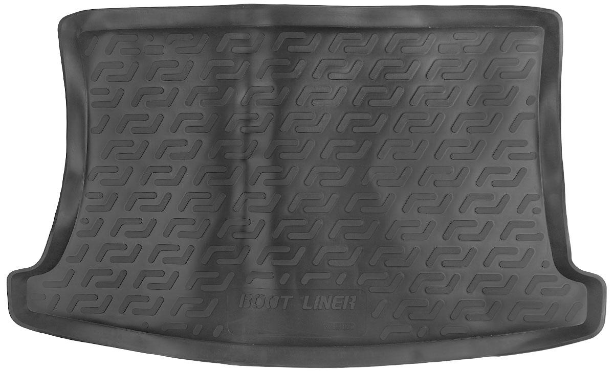 Коврик в багажник L.Locker, для Kia Rio III hb (11-)0103010701Коврик L.Locker производится индивидуально для каждой модели автомобиля из современного и экологически чистого материала. Изделие точно повторяет геометрию пола автомобиля, имеет высокий борт, обладает повышенной износоустойчивостью, антискользящими свойствами, лишен резкого запаха и сохраняет свои потребительские свойства в широком диапазоне температур (от -50°С до +80°С).