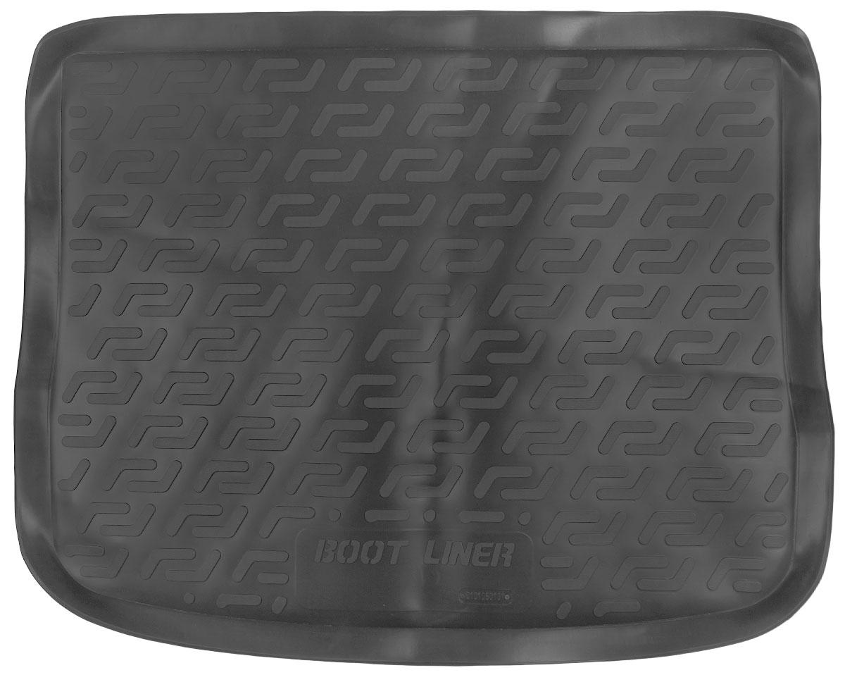 Коврик автомобильный L.Locker Volkswagen Tiguan 2007, в багажник0101060101Коврик L.Locker Volkswagen Tiguan 2007, изготовленный из полиуретана, производитсяиндивидуальнодля каждой модели автомобиля. Изделие точно повторяет геометрию пола автомобиля, имеетвысокий борт, обладает повышенной износоустойчивостью, лишено резкого запаха и сохраняетсвои потребительские свойства в широком диапазоне температур от -50°С до +50°С.