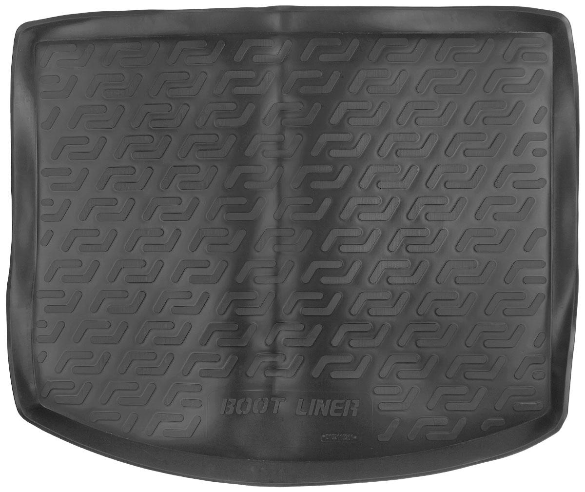Коврик автомобильный L.Locker Ford Kuga (2) 2012, в багажник0102110201Коврик L.Locker Ford Kuga (2) 2012, изготовленный из полиуретана, производятся индивидуально для каждой модели автомобиля. Изделие точно повторяет геометрию пола автомобиля, имеет высокий борт, обладает повышенной износоустойчивостью, лишен резкого запаха и сохраняет свои потребительские свойства в широком диапазоне температур от -50°С до +80°С.