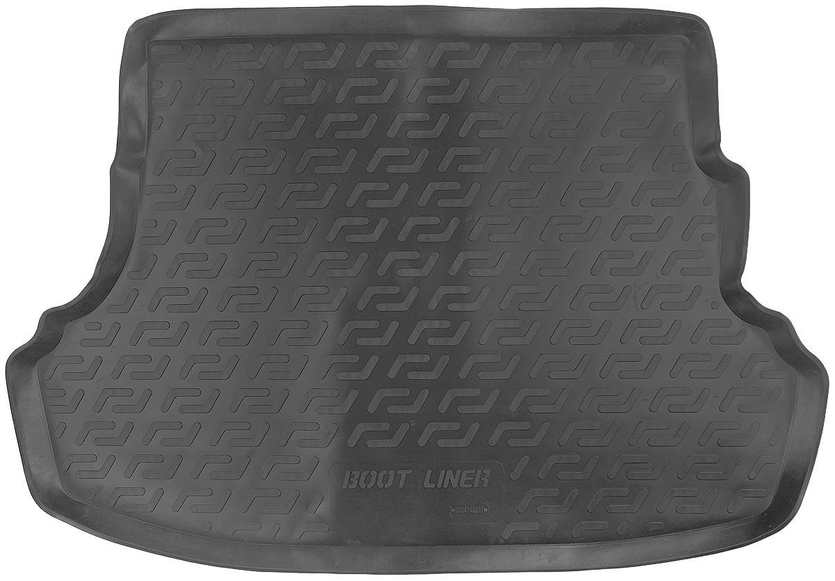 Коврик в багажник L.Locker, для Hyundai Solaris Base/Classic (10-)0104140201Коврик L.Locker производится индивидуально для каждой модели автомобиля из современного и экологически чистого материала. Изделие точно повторяет геометрию пола автомобиля, имеет высокий борт, обладает повышенной износоустойчивостью, антискользящими свойствами, лишен резкого запаха и сохраняет свои потребительские свойства в широком диапазоне температур (от -50°С до +80°С).