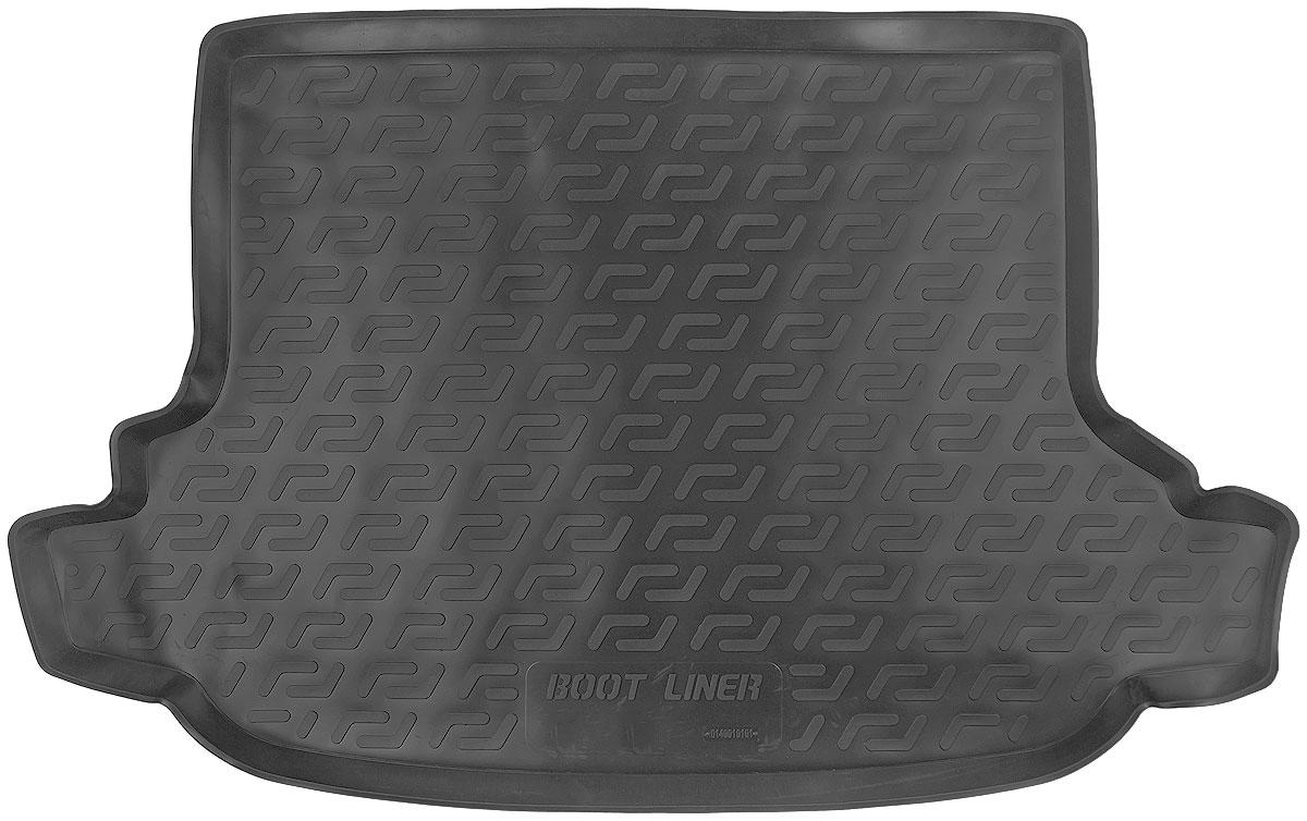 Коврик в багажник L.Locker, для Subaru Forester III un (08-) коврик в багажник l locker для subaru xv 11