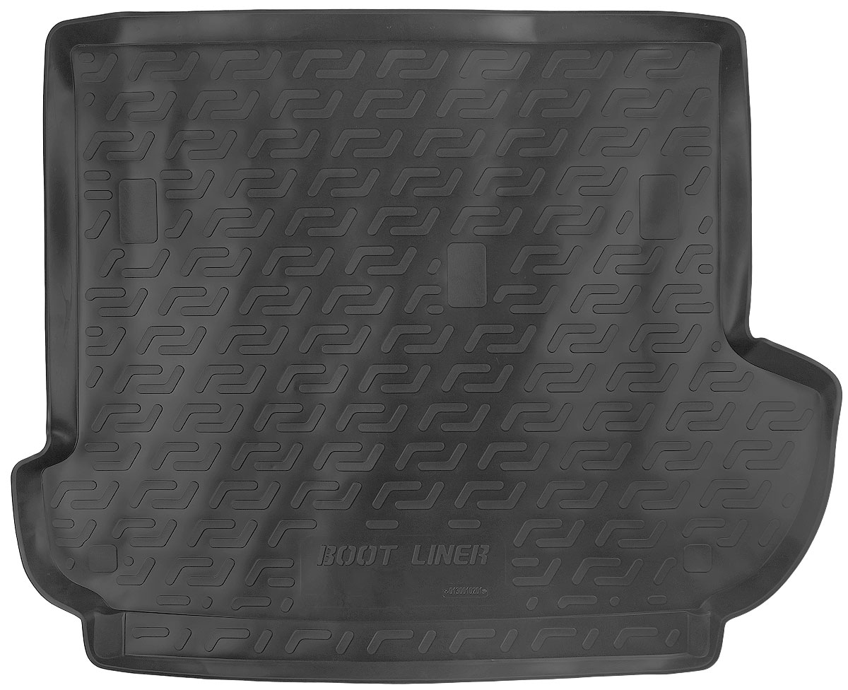 Коврик в багажник L.Locker, для Great Wall Hover H3/H5 (10-) автомобильный коврик seintex 83148 для great wall hover