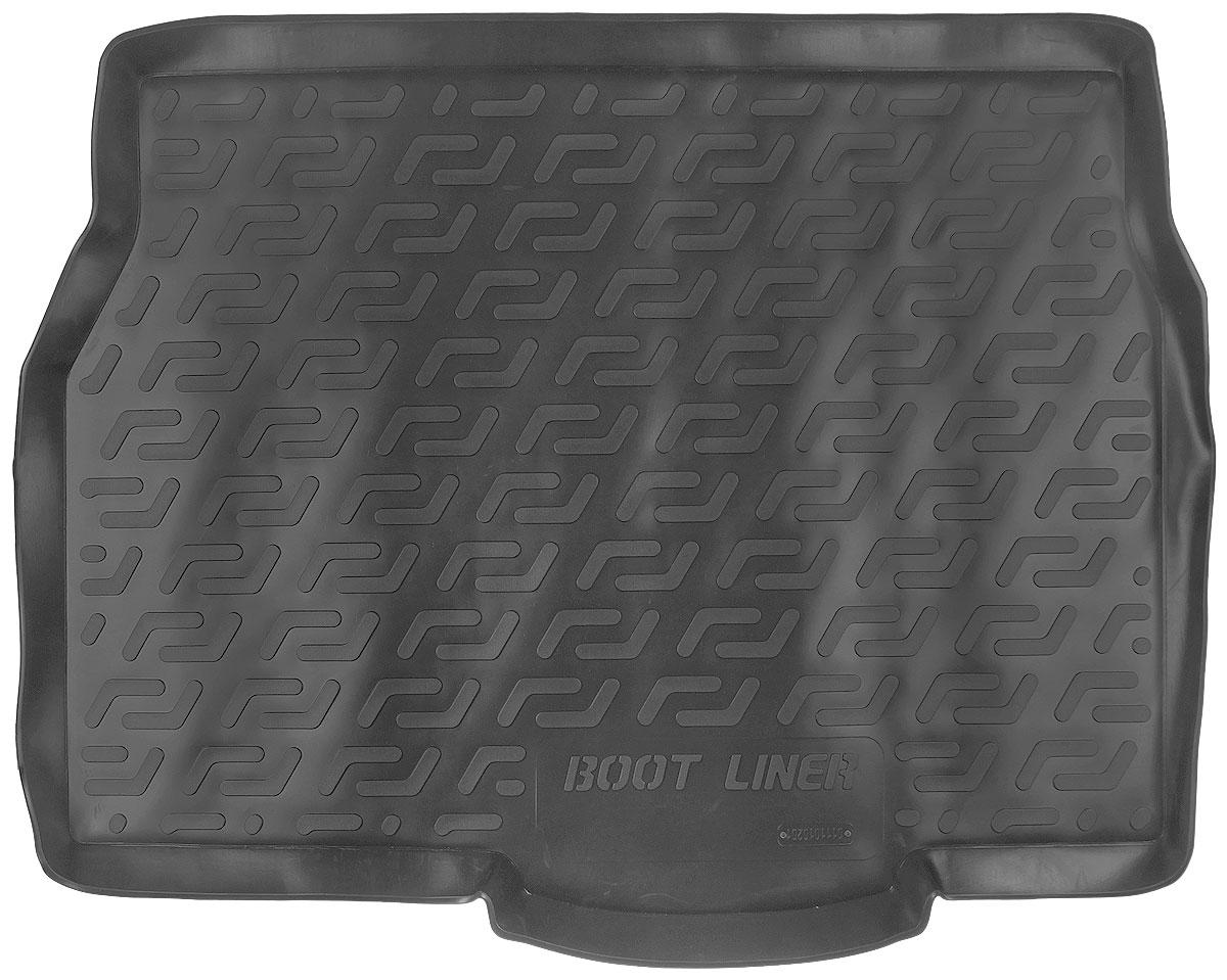 Коврик в багажник L.Locker, для Opel Astra H hb 3dr./5dr.(04-) cid opel astra h