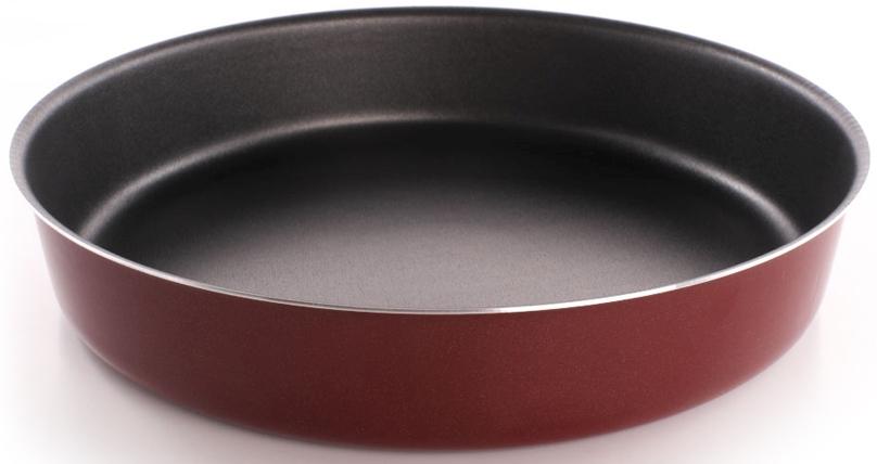 Тортница Scovo, с антипригарным покрытием. Диаметр 26 см жаровня scovo expert с антипригарным покрытием диаметр 26 см