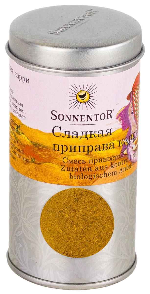 Sonnentor Сладкая приправа карри, 45 г карри златоуст