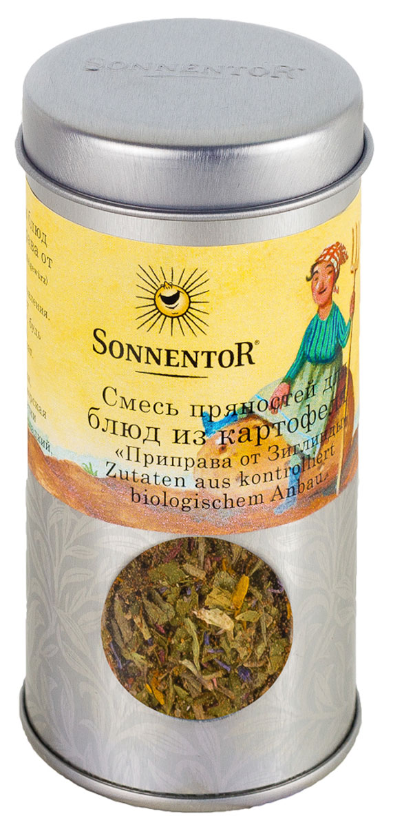 где купить Sonnentor Смесь пряностей для блюд из картофеля