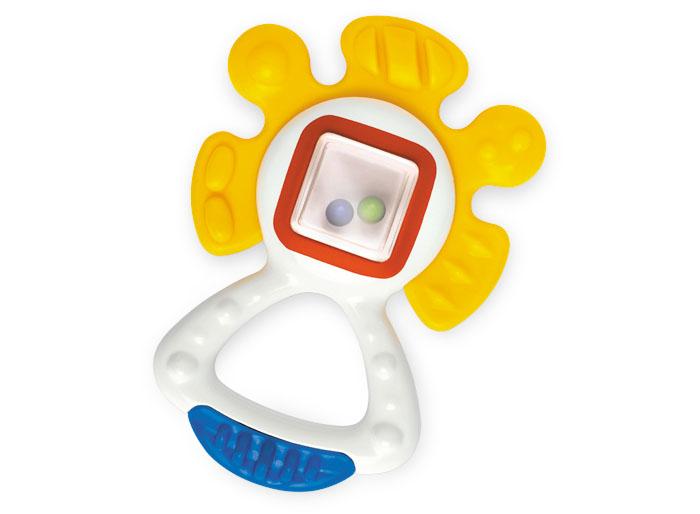 Tolo Classic Погремушка-прорезыватель Солнышко tolo toys мопед с коляской