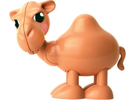 Tolo FF Фигурка Верблюд игрушки для ванны tolo toys рыбки магнитные