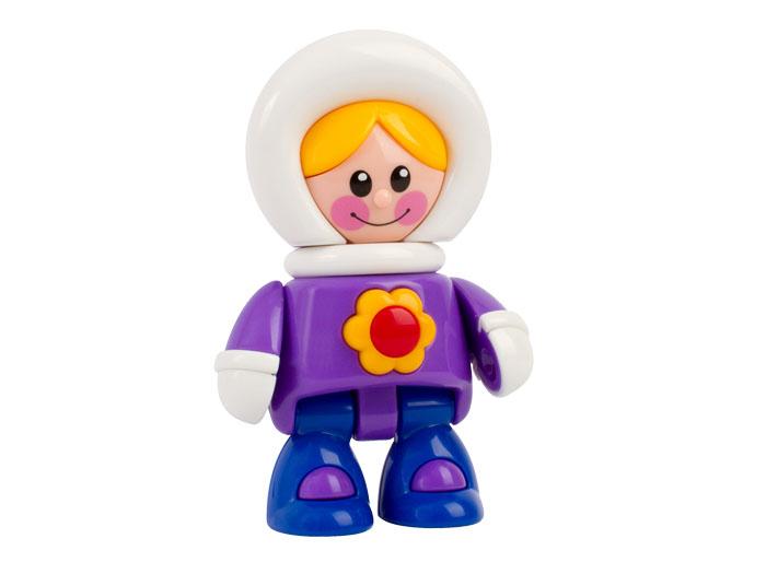 Tolo FF Фигурка Эскимоска игрушка для ванной осьминожки tolo