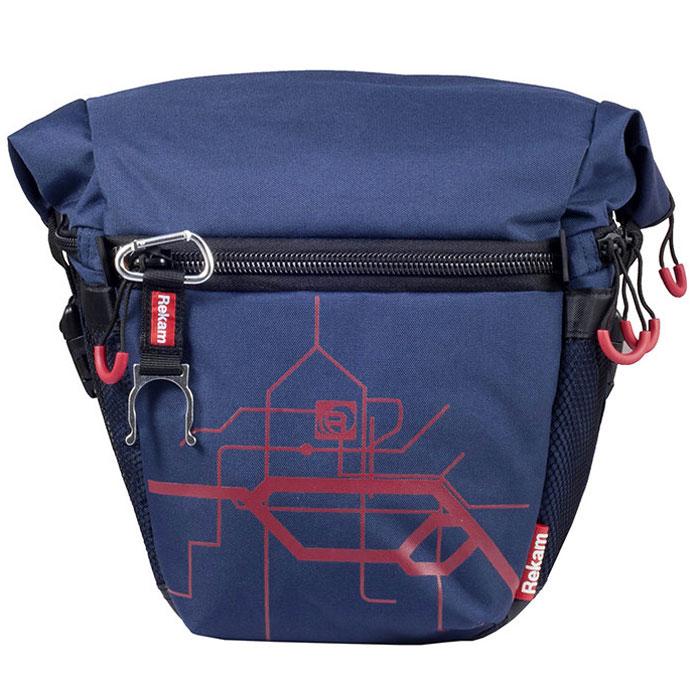 Rekam Pyramid RBX-57, Blue сумка для фотокамеры горнолыжные крепления salomon salomon guardian mnc 16 s желтый 130