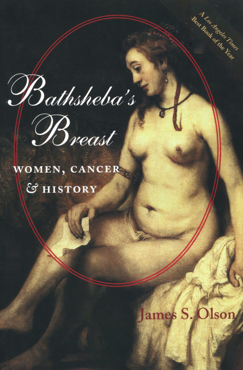 Bathsheba's Breast: Women, Cancer and History choices in breast cancer treatment – medical specialists and cancer survivors tell you what you need to know