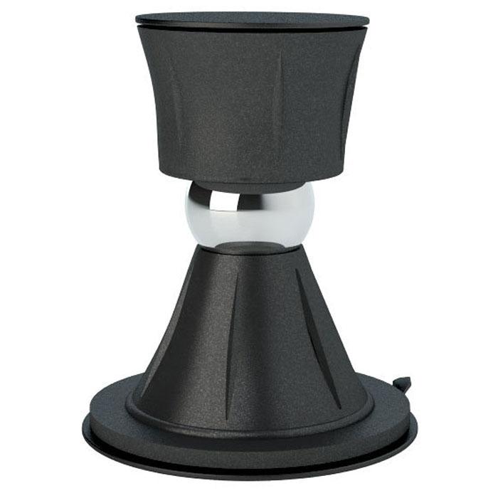Rekam Magnitos M-15, Black универсальный магнитный держатель2301000115Универсальный магнитный держатель Rekam Magnitos M-15 позволяет надежно зафиксировать планшет, смартфон или навигатор в заданном положении. Он совместим с любым портативным девайсом, имеющим ровную поверхность для крепления, диаметром от 60 мм.Основание универсального держателя легко крепится к любой ровной поверхности - стекло, приборная панель в автомобиле, столешница. Конструкция держателя обеспечивает высокую степень вращения, и позволяет установить ваше устройство в максимально удобном положении.