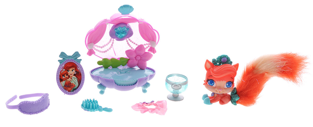 Disney Princess Игровой набор Котенок Жемчужинка disney princess игровой набор мерида и пони