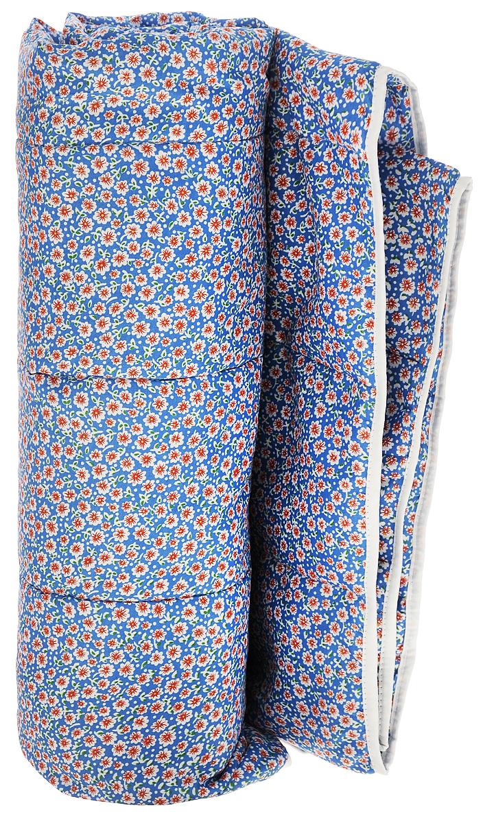 Одеяло летнее OL-Tex Miotex, наполнитель: полиэфирное волокно Holfiteks, 140 см х 205 смМХПЭ-15-1_синий, мелкие цветыЛетнее одеяло OL-Tex Miotex создаст комфорт и уют во время сна. Стеганый чехол выполнен из полиэстера и оформлен красочным рисунком. Внутри - наполнитель из полиэфирного высокосиликонизированного волокна Holfiteks, упругий и качественный. Холфитекс - современный экологически чистый синтетический материал, изготовленный по новейшим технологиям. Его уникальность заключается в расположении волокон, которые позволяют моментально восстанавливать форму и сохранять ее долгое время. Изделия с использованием Холфитекса очень удобны в эксплуатации - их можно часто стирать без потери потребительских свойств, они быстро высыхают, не впитывают запахов и совершенно гиппоаллергенны. Холфитекс также обеспечивает хорошую терморегуляцию, поэтому изделия с наполнителем из холфитекса очень комфортны в использовании. Летнее одеяло с наполнителем Холфитекс прекрасно держит тепло, при этом оно очень легкое и уютное. Оно комфортно согревает и создает отличный микроклимат, под ним не будет жарко спать летом. За одеялом легко ухаживать, можно стирать в стиральной машинке.Рекомендации по уходу:- Ручная и машинная стирка при температуре 30°С.- Не гладить.- Не отбеливать. - Нельзя отжимать и сушить в стиральной машине.- Сушить вертикально. Размер одеяла: 140 см х 205 см. Материал чехла: 100% полиэстер. Материал наполнителя: полиэфирное высокосиликонизированное волокно Holfiteks. Плотность: 100 г/м2.УВАЖАЕМЫЕ КЛИЕНТЫ!Обращаем ваше внимание на возможные изменения в цветовом дизайне, связанные с ассортиментом продукции. Поставка осуществляется в зависимости от наличия на складе.